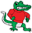 Gator Shredding Logo